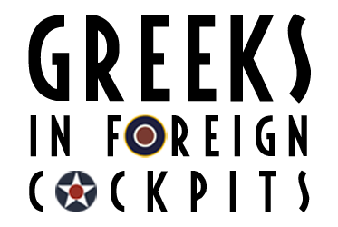 Greeks in Foreign Cockpits