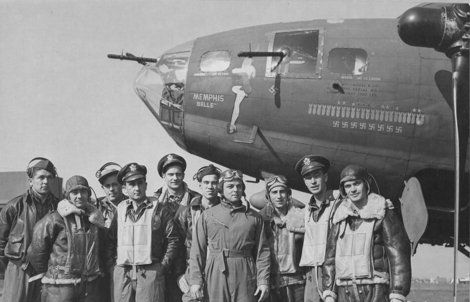 Bomber Pilots & Co-Pilots